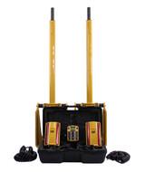 CAT CB420 GCS600 Display Kit w/ Dual LR410 Laser Receivers & Dual EM400 Masts
