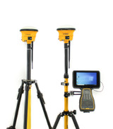 Trimble Dual SPS986 GPS Base/Rover Receiver Kit w/ TSC7 Data Collector & SCS900 Software