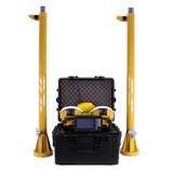 MONTHLY RENTAL: CAT Dual MS995 GCS900 Receiver Kit w/ CB460 Autos Display & SNR930 Radio