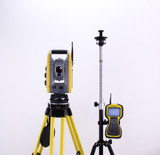 Trimble SPS700 Robotic Total Station Kit w/ TSC3 Data Collector & SCS900 Software