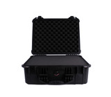 Pelican 1550 Large Black Hard Transport Protector Case for Surveying Equipment & Data Collectors