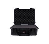 Pelican 1450 Black Hard Transport Protector Case for Surveying Equipment & Data Collectors
