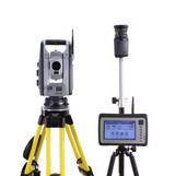 Trimble S7 Robotic Total Station Kit w/ Yuma 2 Tablet & Access Software