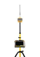 Topcon Single Hiper HR UHF II GPS/GNSS Receiver Kit w/ FC-6000 Tablet & Pocket-3D Software