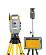 "Trimble SPS700 DR 300 + 5""/2"" Robotic Total Station Kit w/ Kenai Tablet & MEP Software"