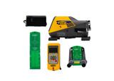Spectra Precision DG613G Green Beam Pipe Laser Kit