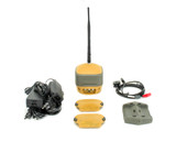 Topcon Single Hiper HR 915 MHz Rx/Tx Base/Rover Receiver Kit