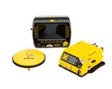Leica Single Antenna 430-470 MHz GPS Dozer/Grader Kit w/ iCP42 Display & iCG81 Control Box