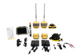 Topcon Dual Hiper HR UHF II GPS/GNSS Receiver Kit & FC-6000 Tablet & Magnet Software