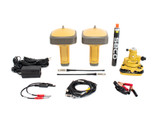 MONTHLY RENTAL: Topcon Dual GR-5 UHF II Base/Rover GPS Receiver Kit