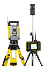 "Trimble SPS930 1"" DR+ Robotic Total Station & T7 Tablet w/ Siteworks & SCS900"