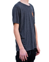 4K Equipment Gray T-Shirt