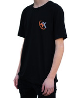 4K Equipment Black T-Shirt