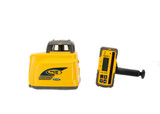 Spectra Precision GL422 Laser w/ HL700 Laser Receiver and RC402 Remote Control