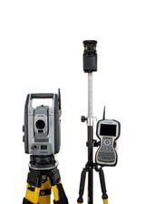 "Trimble S7 3"" Robotic Total Station w/ TSC3 Data Collector & Access, MT1000"