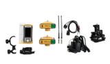 Topcon Dual Hiper Ga UHF Base/Rover Receiver Kit w/ FC-500 & Pocket 3D