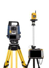 Sokkia IX-1003 Robotic Total Station w/ RC-PR5 and FC-6000 Pocket-3D Software, Tripod/Rods