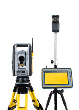 "MONTHLY RENTAL: Trimble RTS655 5"" Robotic Total Station Kit w/ Kenai Tablet & Fieldlink for MEP"