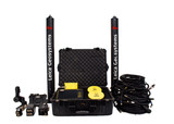 Leica Dual Antenna Full Excavator Kit w/ MCP80 Display, ICG82