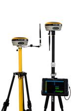 NEW Hemisphere SiteMetrix Dual C631 Base/Rover Kit w/ UT20 Tablet