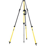 Seco Graduated Collapsible GPS Antenna Tripod - Standard Yellow P/N: 5119-00-YEL