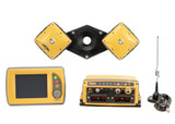 Topcon 3D-MC Dual Antenna 915 SS Cab Kit w/ MC-R3, GX-60, GNSS/GPS Grader