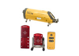 Topcon TP-L4B Red Beam Pipe Laser Level Kit