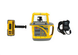Spectra Precision GL720 Dual Slope Laser Level Kit w/ HL700 Receiver