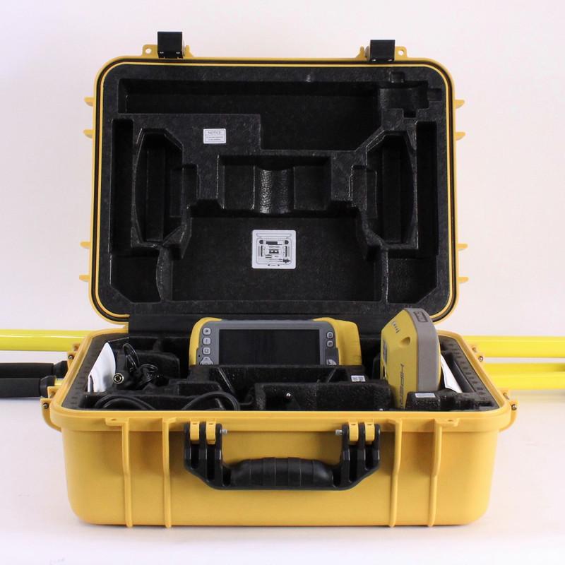 Topcon Hiper SR GPS/GLONASS Receiver Kit w/ Tesla Tablet Magnet Field