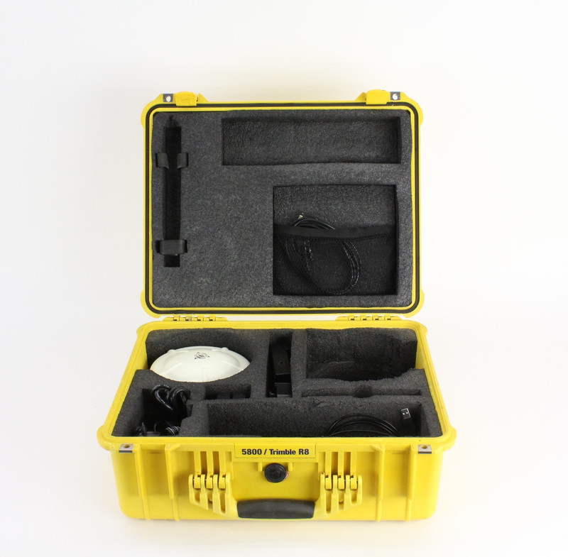 RENTAL: Trimble R8 Model 2 Single Rover GPS/GNSS Receiver Kit, 450-470 MHZ