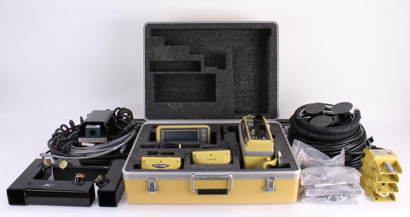 RENTAL: Topcon 3D-MC Full Excavator Kit w/ MC-R3, GX-55, UHF II GLONASS/GPS, Autos
