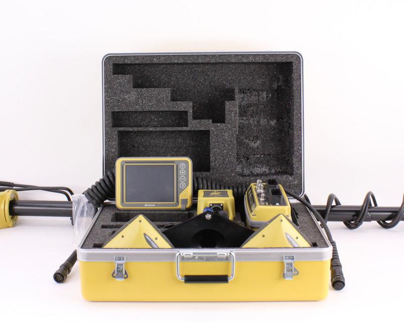 Topcon 3D-MC2 Dual Antenna Kit w/ MC-R3 915 SS Control Box & GX-55 Display