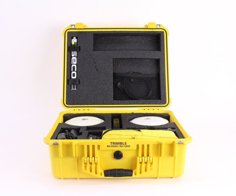 Trimble R6 Model 4 Base/Rover Receiver Kit