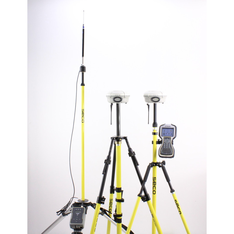 Trimble Dual R8 Model 4 Receiver Kit w/ TSC3 Data Collector & TDL450H Radio