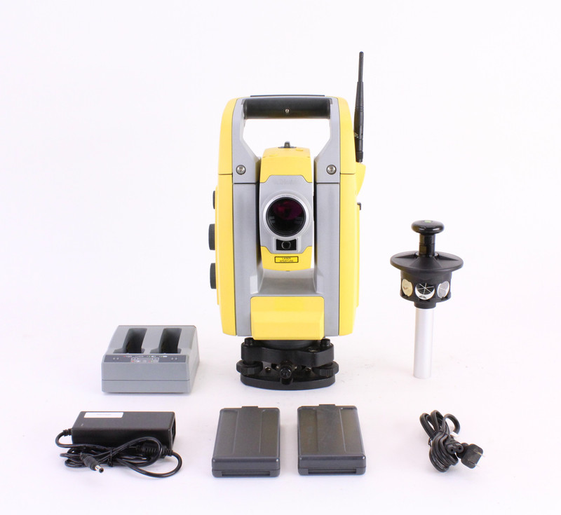 Trimble S3 DR Robotic Total Station Kit