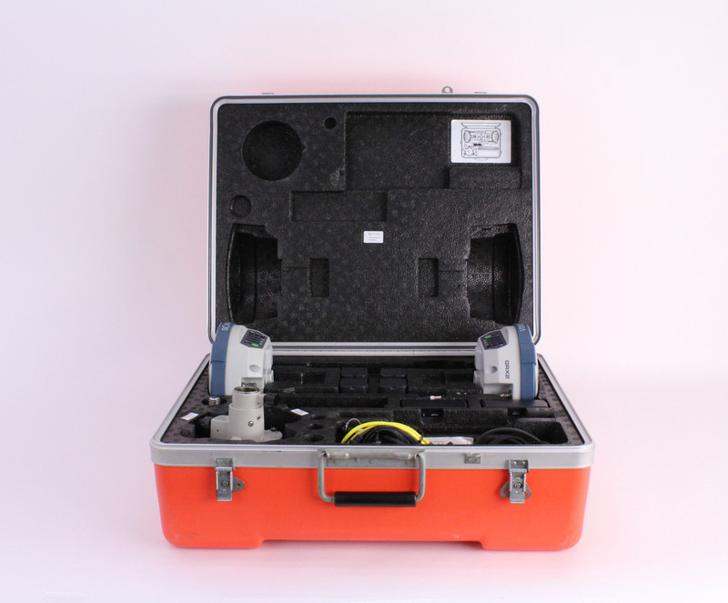 Sokkia GRX2 Dual UHF II Base/Rover Receiver Kit