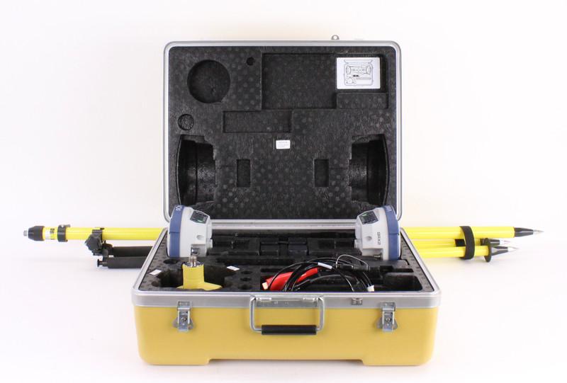 Sokkia GRX2 Dual UHF II GNSS Receiver Kit w/ Topcon FC-500 Data Collector & Pocket-3D Software