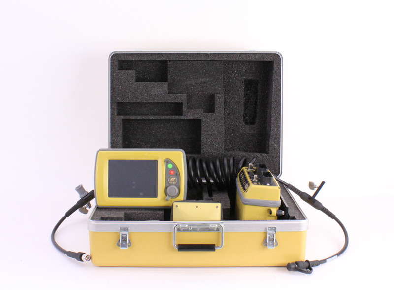 Topcon 3D-MC Single Antenna Machine Control Kit w/ MC-R3 UHF II & GX-60 Display