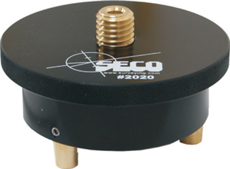 Seco Rotating Tribrach Adapter P/N: 2020-00