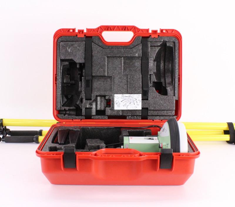 Leica Single GS15 Rover Kit w/ CS15 Data Collector
