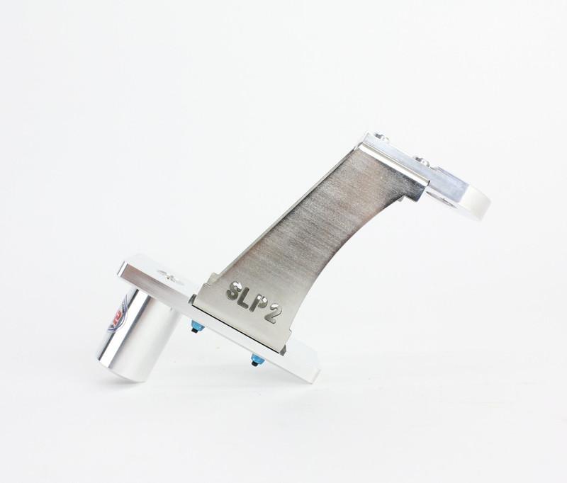 ASE Layout SLP2 Bracket For SLP2 Kit with PLS3 Laser, Mini Seco 360° Prism