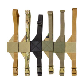 Direct Injury Care Pouch Strap System