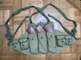 Type 56 AK chest rig