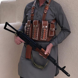 Authentic Khyber Pass AK Chest Rig