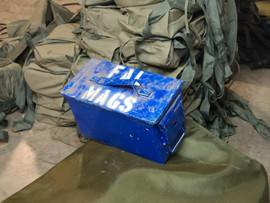 U.S. Navy Surplus 50cal Ammo Can