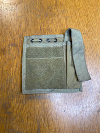MOLLE Placard + Pistol Pouch - Coyote