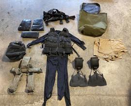 Navy SEAL GWOT Scuba Kit