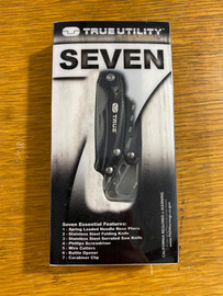 True Utility Seven Knife