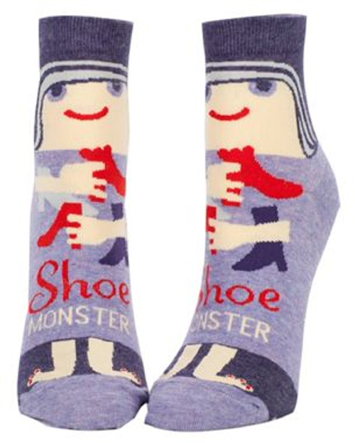 Shoe Monster Women's Ankle Socks