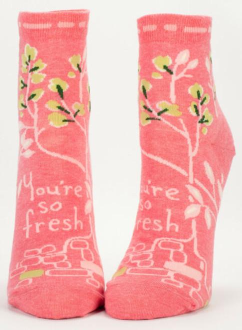 You're So Fresh Women's Ankle Socks